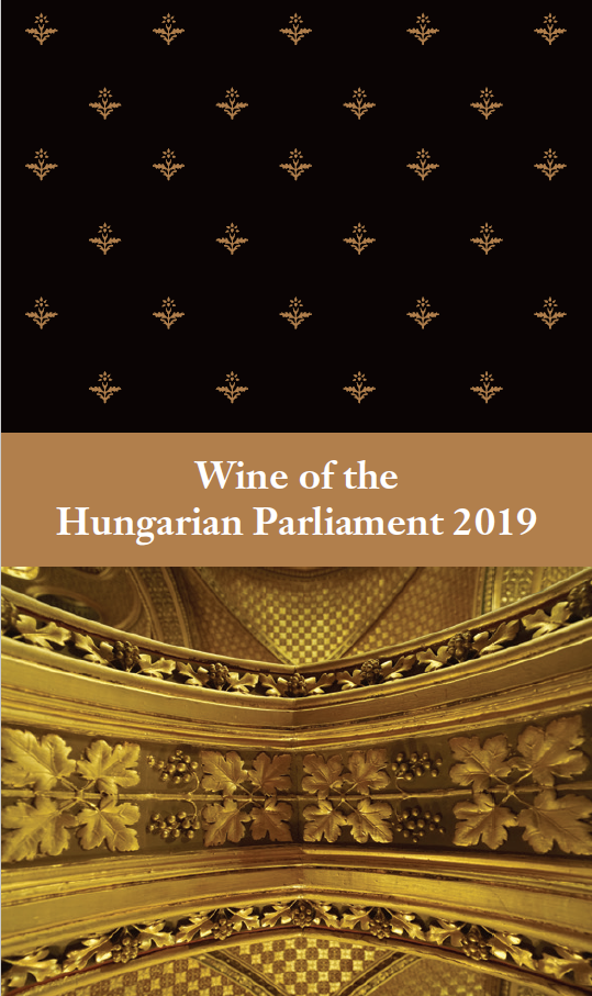 Wine of the Hungarian Parliament 2019 borító